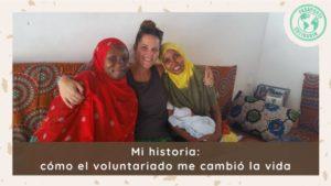 Historia voluntariado