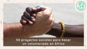50 proyectos voluntariado