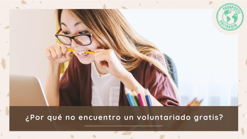 voluntariado gratis
