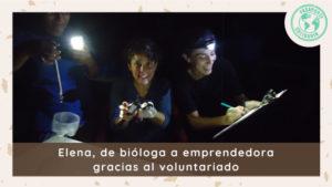 de biologa a emprendedora solidaria