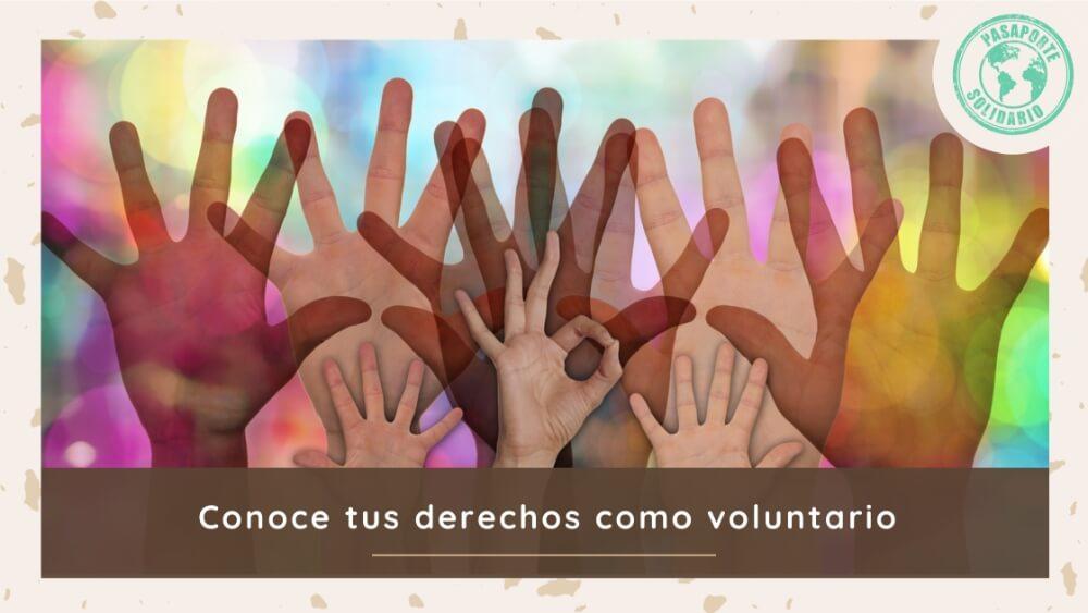 derechos como voluntario