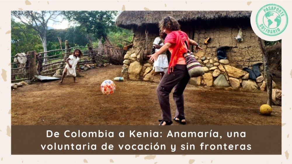 de colombia a kenia