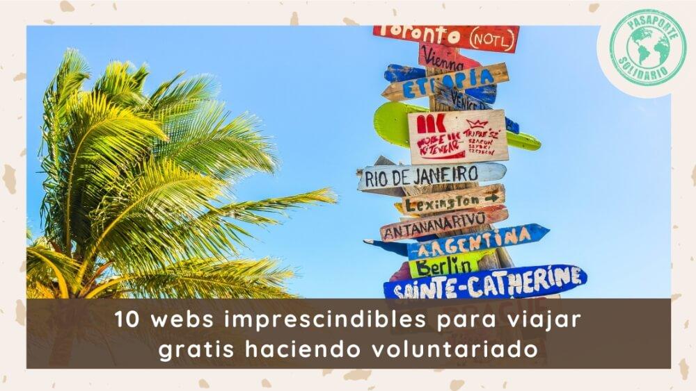 web imprescindibles voluntariado gratis