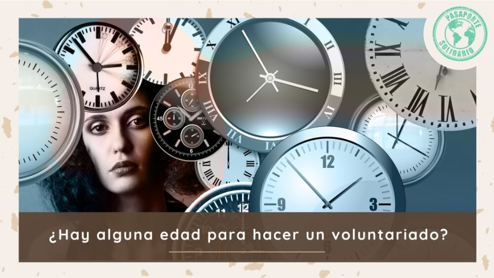 edad voluntariado