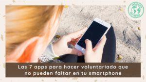 apps de voluntariado