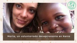 voluntariado decepcionante