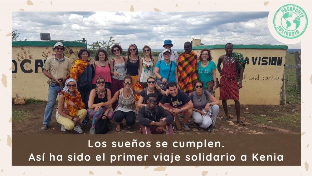 Viaje solidario Kenia