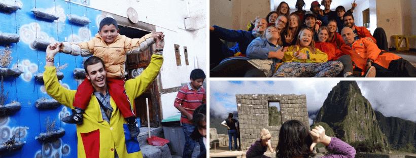 Viajes Solidarios Tumaini - Perú escuelita