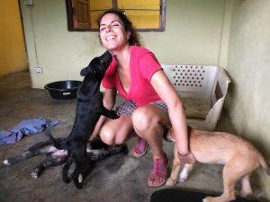 Viajes Solidarios Tumaini - Tailandia rescate de perros