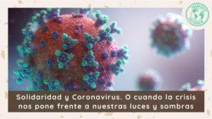 Solidaridad y Coronavirus